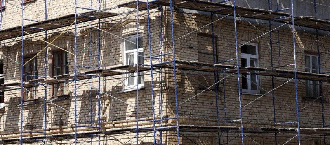 חיפוי בניין